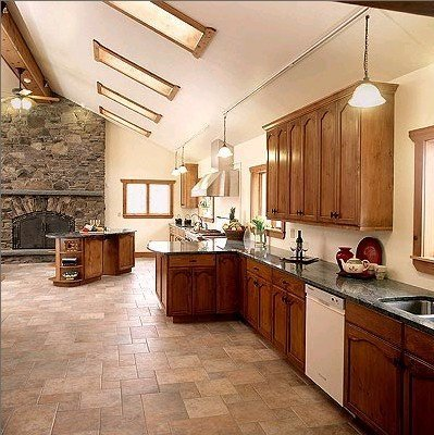 Want To Know About Materials Commonly Used In Kitchen Flooring