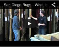 San Diego Rugs How to Select a rug